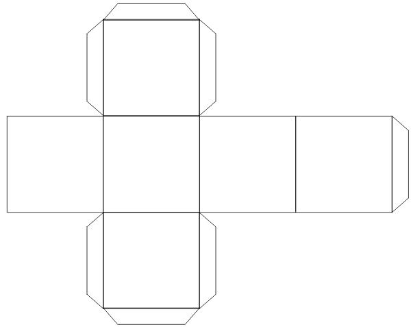 40 потрясающих схем снежинок из бумаги - как вырезать на