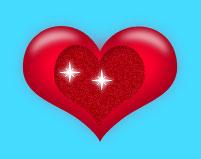 Сверкающее сердце