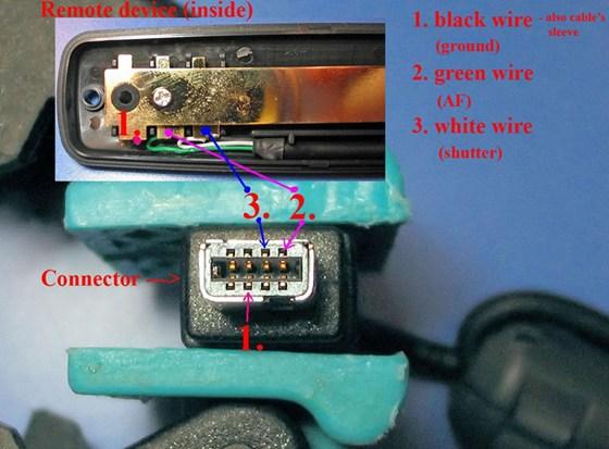 Nikon D5100, запуск тросиком/радиосинхронизатором