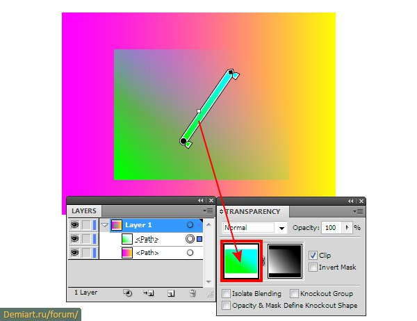 Как сделать в иллюстраторе отражение - Printcopycenter.ru