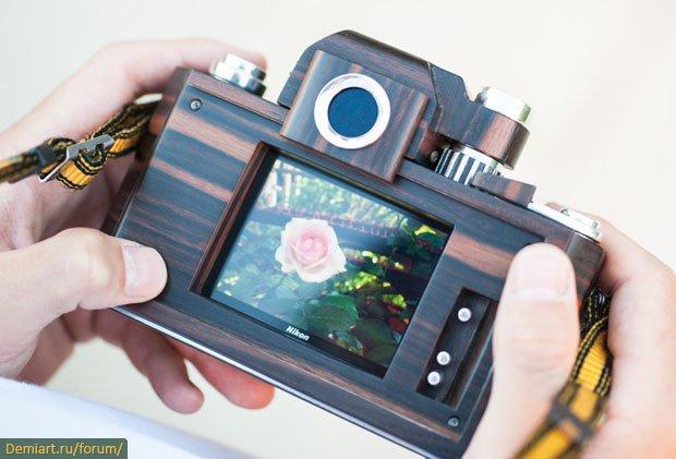 танк цифровой фотоаппарат из пленочного своими руками прованс
