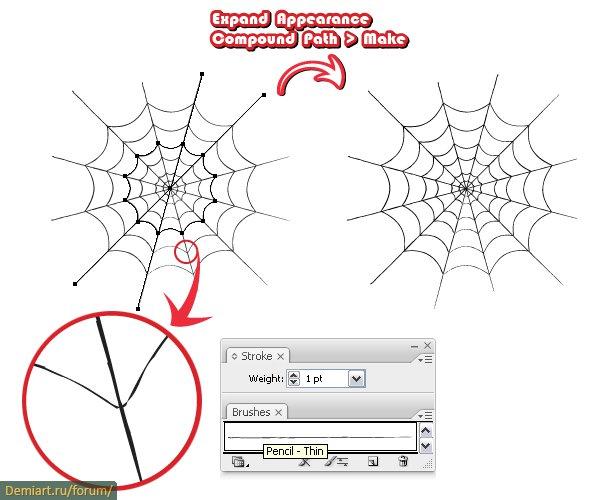 «Жуткий» текст на Хэллоуин, How to Create Spooky