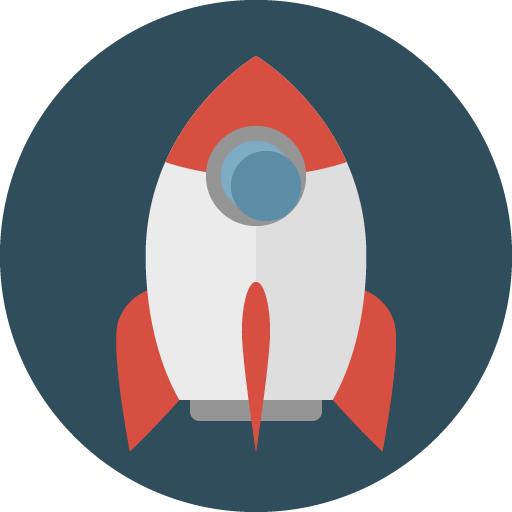 Создаем набор космических иконок в «плоском» стиле