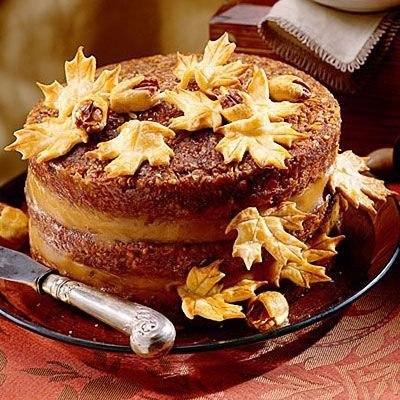 Осенние пироги