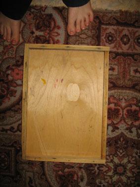 Сделать деревянный планшет своими руками