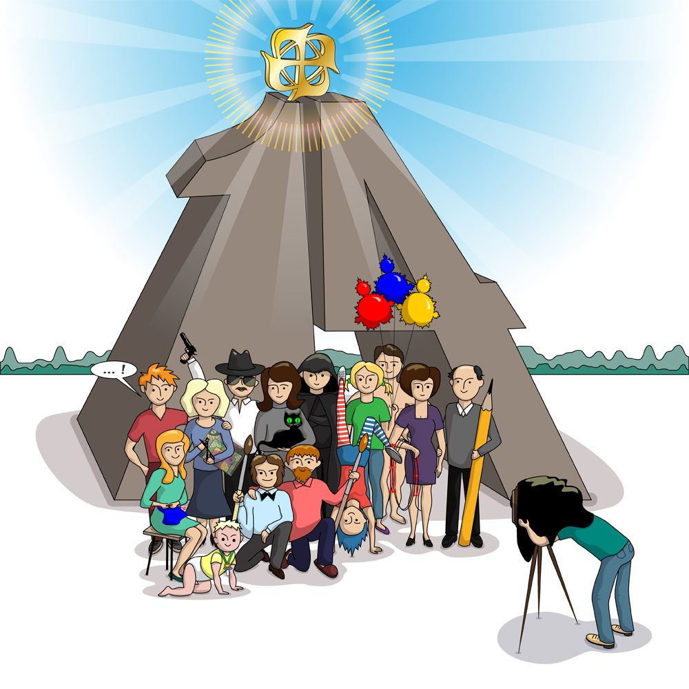 День Рождения Демиарт-форума. Нам 14 Лет
