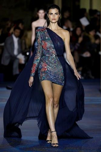 ZUHAIR MURAD. Haute Couture на подиуме Гильдии МиС