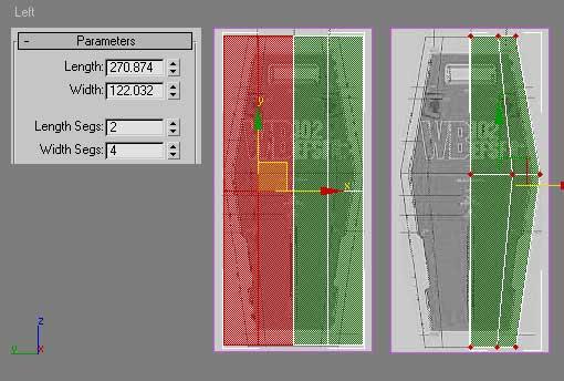 Моделирование робота Gundam RX-78-2 (part 7)