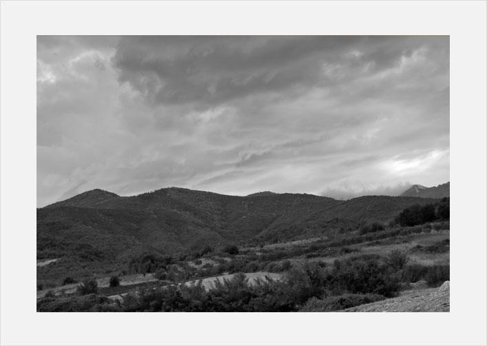 Фотообработка Удивительный пейзаж (CameraRaw + PS)