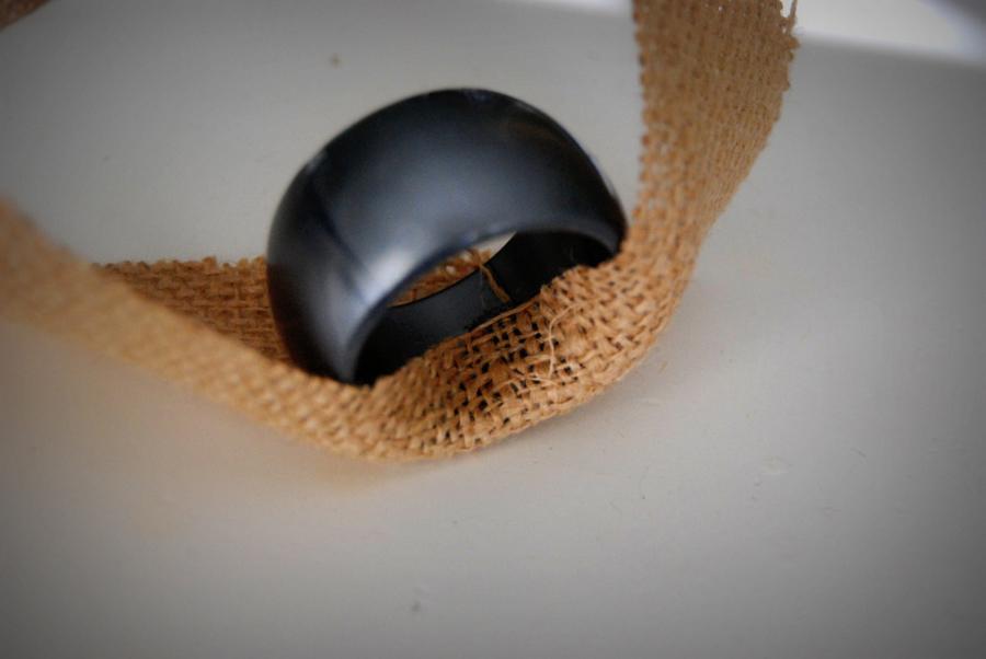 Декорируем кольца для салфеток