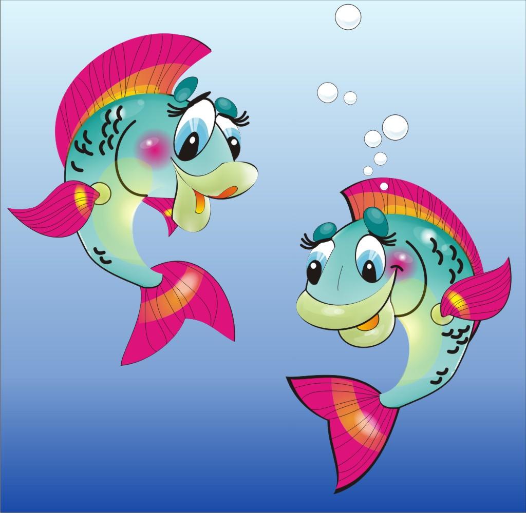 Картинки для рыбки, картинки для детей