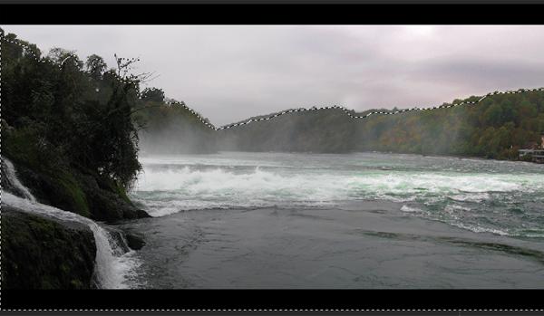 Красивая фантастическая природная сцена *